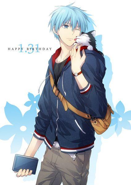 Crunchyroll - Happy Birthday to Tetsuya Kuroko!