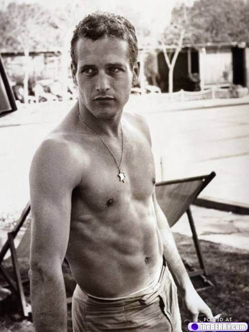 Afternoon eye candy: Paul Newman flashback (27 photos)