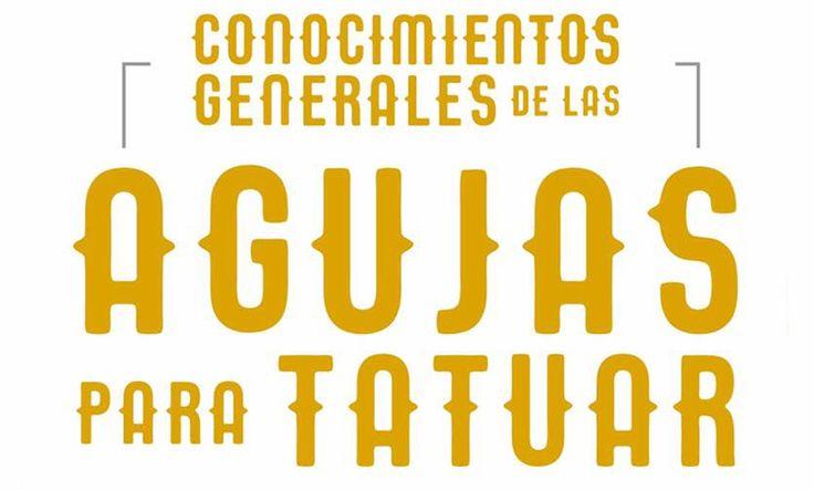Tipos de agujas para tatuar: conociendo un elemento clave para el tatuaje - https://www.tatuantes.com/tipos-de-agujas-para-tatuar/ #tattoo