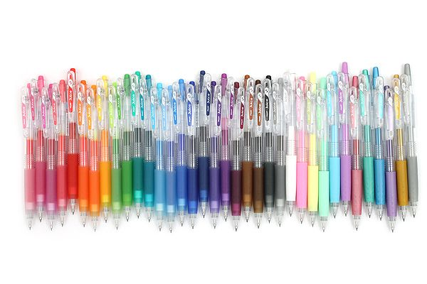 Pilot Juice Gel Ink Pen - 0.5 mm - 36 Color Bundle Juice up your notes with Pilot's Juice gel ink pens.