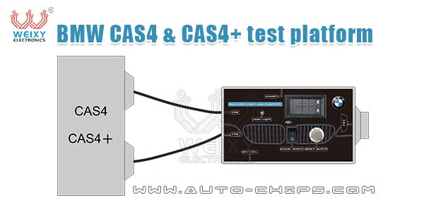 Bmw Cas4 Cas4 Test Platform By Weixy Electronics Using This Test Platform Programming The Bmw Cas4 Cas4 Keys By Obd On The Bench Without Open And Welding