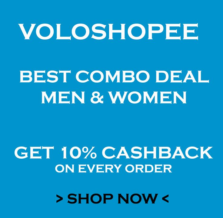 Buy #Men #Women #Exclusive #Combodeals upto 70% Off, Get 10% #Cashback on every order. For Order check  our exclusive collection