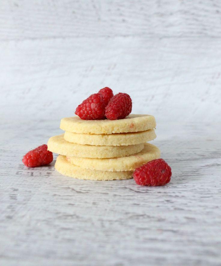 raspberry lemonade sugar cookies