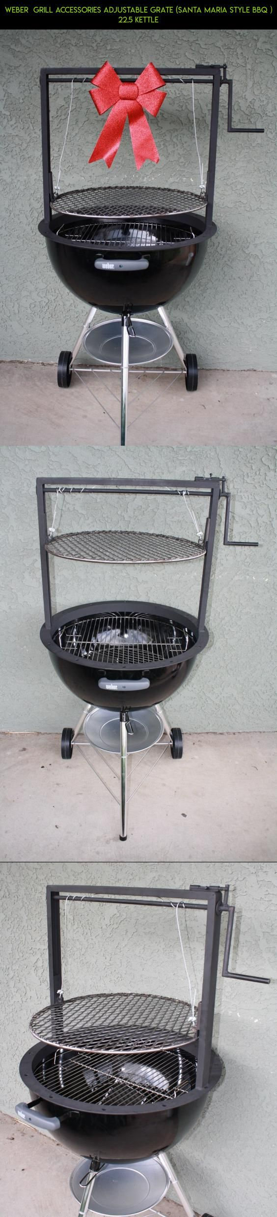 Weber  grill accessories adjustable grate (santa maria style bbq ) 22.5 kettle #racing #tech #technology #gadgets #camera #parts #fpv #grills #shopping #accessories #plans #kit #products #drone
