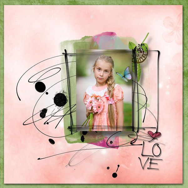Click'n Summer Memories Mega Kit Nifty Designers Series