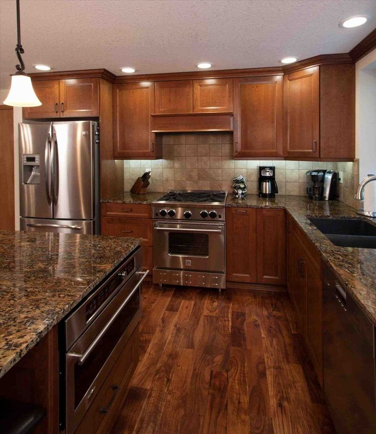 New Kitchen Flooring Ideas: 2019 Kitchen Flooring Trends