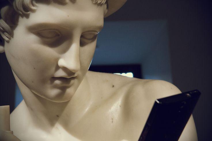 Bertel Thorvaldsen. Mercury, 1820-1829 #museumselfie