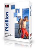 Pixillion Image Converter by NCH Software