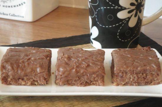 Coconut Rough Slice Recipe Easy And Delicious