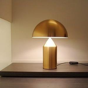 vico magistretti for oluce - atollo lamp