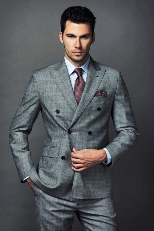 model dean pelic in a new campaign for martin arbanas a/w 2013
