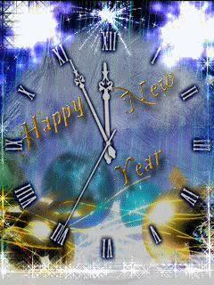 ☄New Year GiF☄