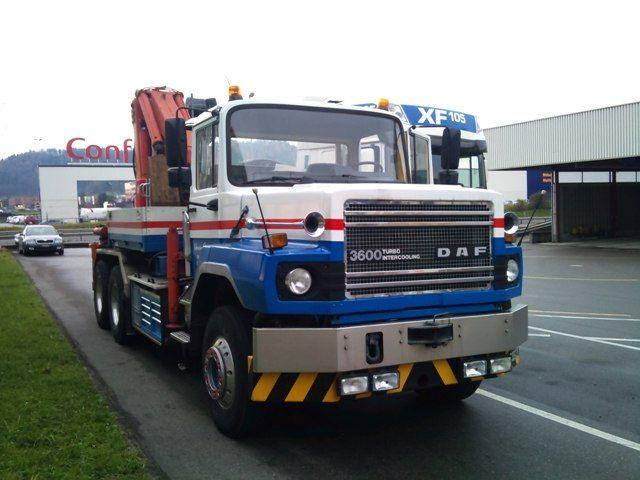 DAF-3600  TRUCKS RECOVERY