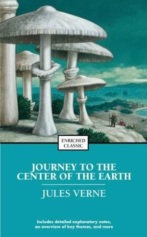 """""""Journey to the Center of the Earth (Enriched Classics (Pocket))"""" av Jules Verne"""