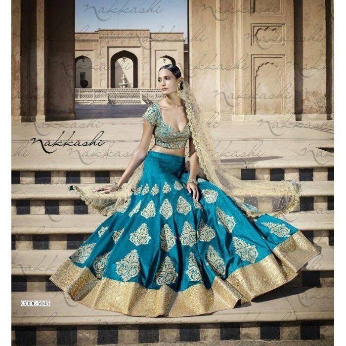 Offer Of the Day - Designer Lehenga Choli ( D.No.5045 )