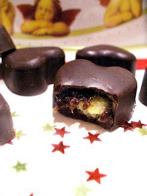 Candy's: Házi mézes marcipán - Anthon Berg szívecskék