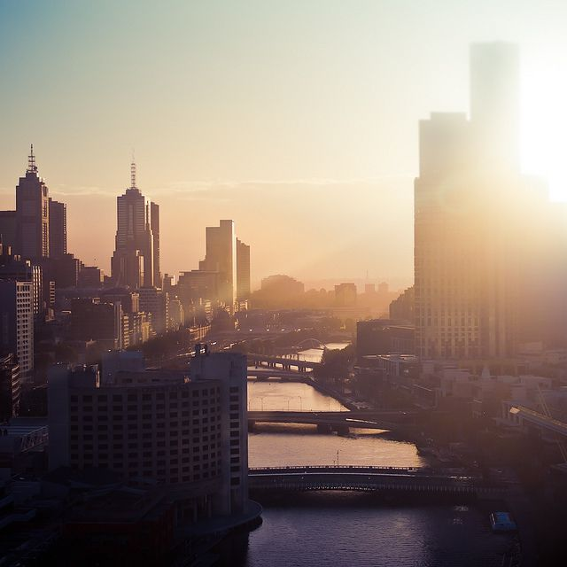 Melbourne by ►CubaGallery, via Flickr