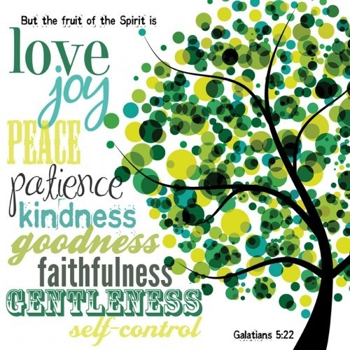 Image result for Galatians 5:22