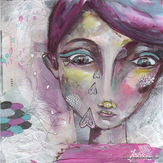 fine art printbittersweet memories by SiobhanJordan on Etsy, €25.05