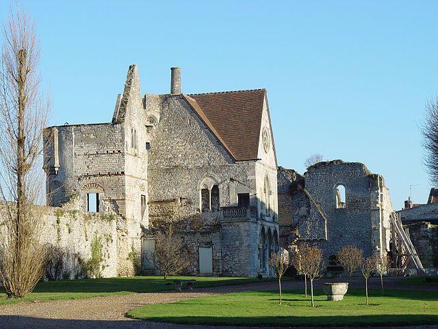Château royal de Senlis © Ville de Senlis