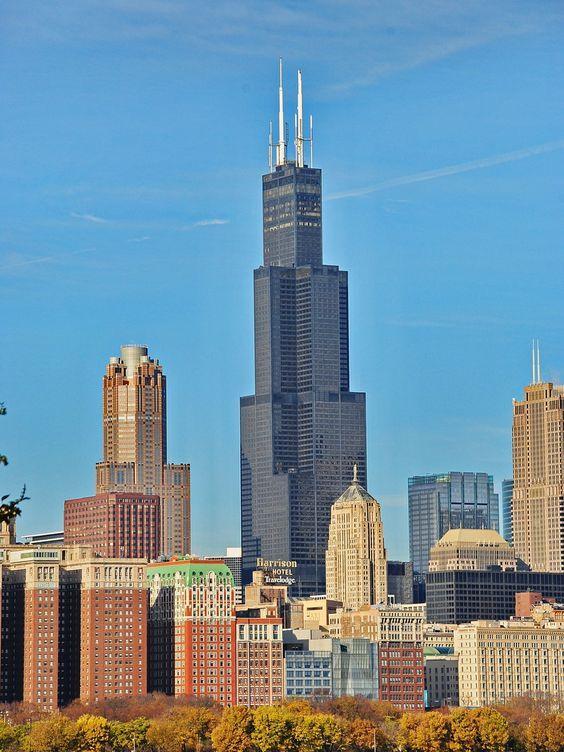 Chicago (USA) - Tour Willis