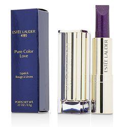 Estee Lauder Pure Color Love Lipstick - #480 Nova Noir 3.5g/0.12oz