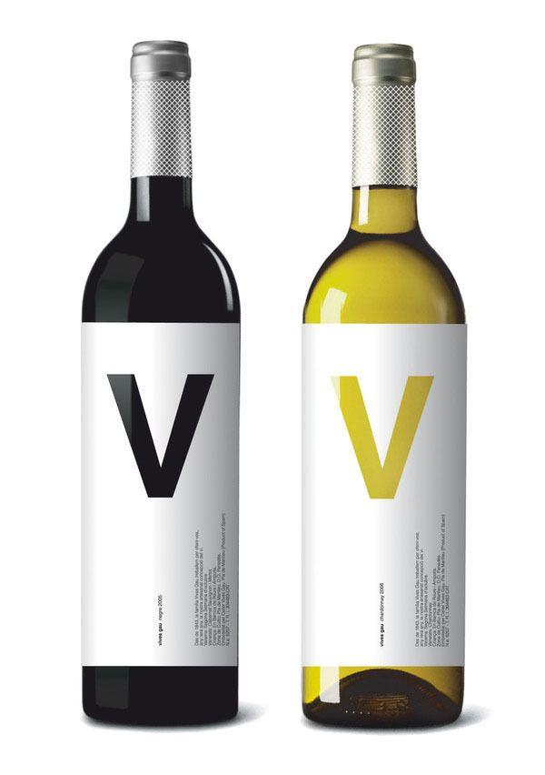 Vives Gau Package design for Vives Gau wines. Wine / vino mxm