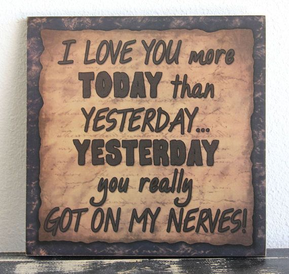 I Love You More Than Quotes: I Love You More Today Than Yesterday...yesterday You