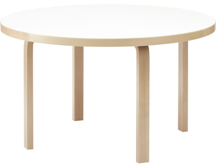 Table 91 by Alvar Aalto for Artek