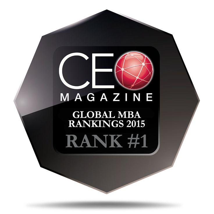 EU MBA Program Tops the Charts in CEO Magazine