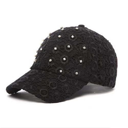 http://www.buyhathats.com/shiny-rhinestone-baseball-caps-girls-lace-flower-sport-sun-cap.html
