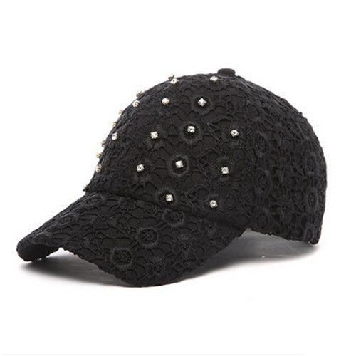 http://www.buyhathats.com/shiny-rhinestone-baseball-caps-girls-lace-flower-sport-sun-cap.html