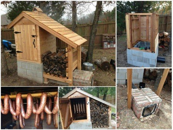 DIY Smokehouse