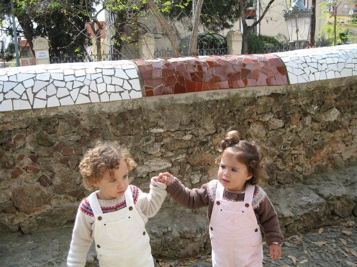 Barcelona com crianças – Parque Güell