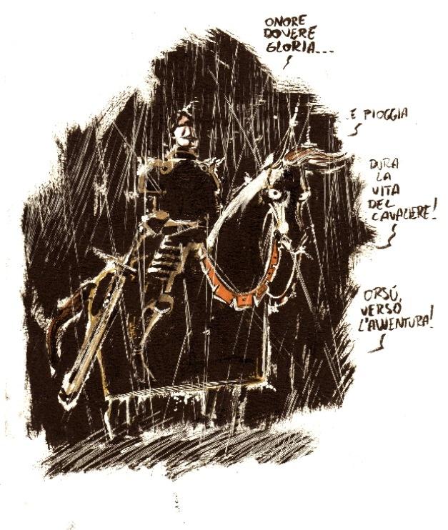 Dalla Parte di Asso Merrill: Ricominciando da Pathfinder.