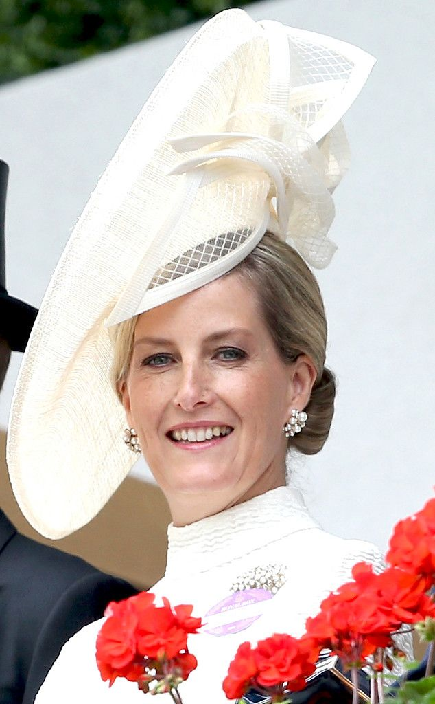 Royal Ascot - Sophie, Countess of Wessex