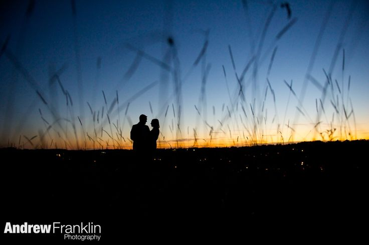 Pre wedding shoot, Farthing Downs, Sunset, by Andrew Franklin Photography, www.andrewfranklin.co.uk