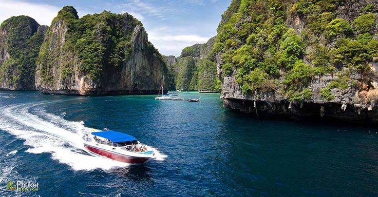 Phi Phi By Speedboat