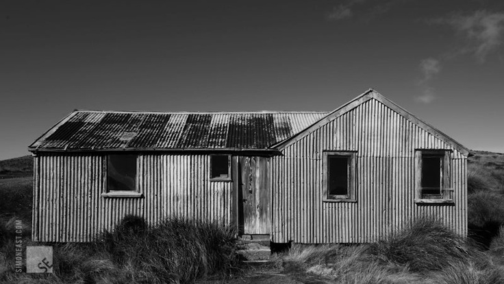 New Zealand Shed