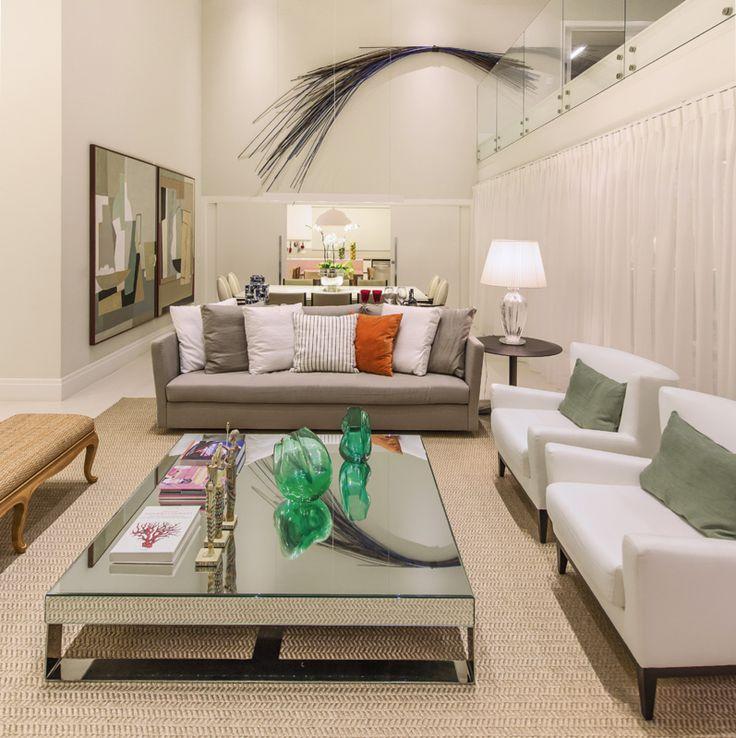 25 melhores ideias sobre mesas de centro espelhadas no - Mesa de centro sala ...