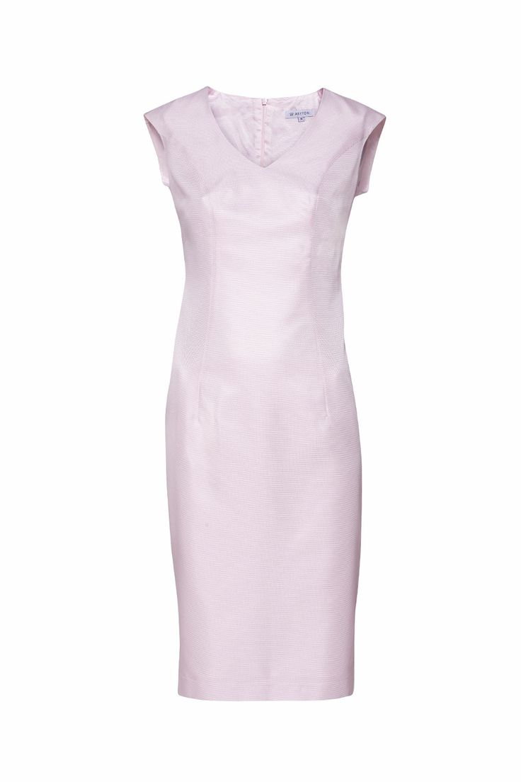 Klasyczna pastelowa sukienka ARYTON wiosna-lato 2014