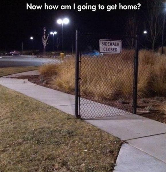 #12 Hilarious Road Sign Fails #spon - You have to see these...