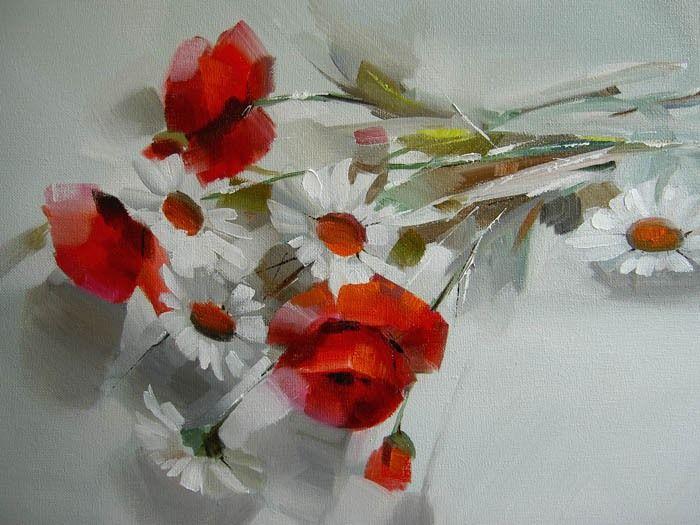 Lyudmila Scripcenco - Alb și roșu