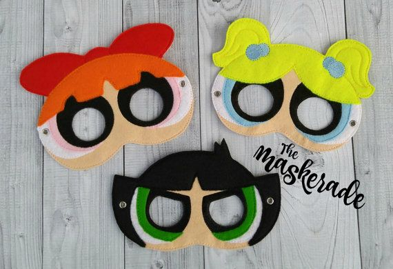 Powerpuff Girls flor botón de oro burbujas por TheMaskerade