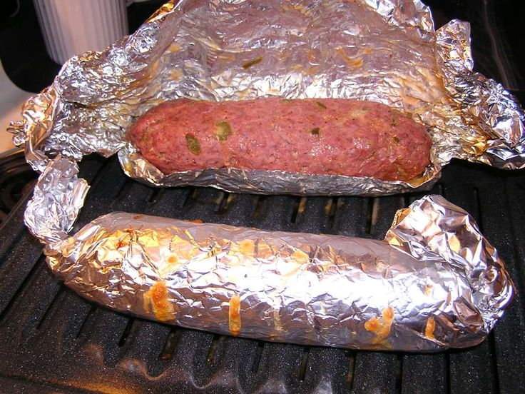 Best Trail Bologna ever, and I made it. Now more reason to hunt... -   Lean Ground Venison and cheap bulk sausage