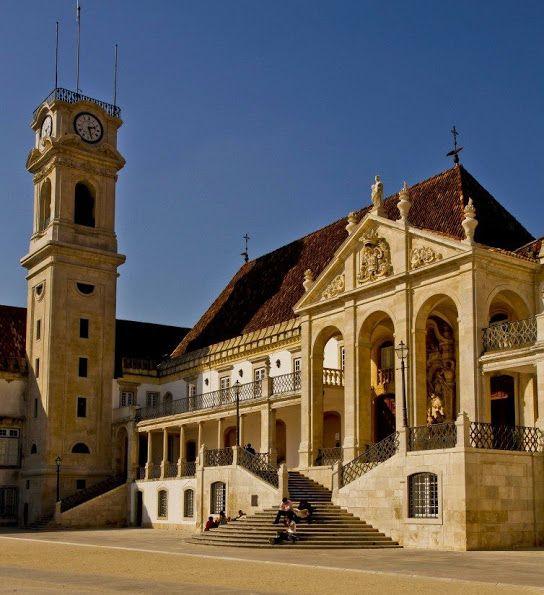 Universidade de Coimbra  Márcio Morais