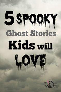 spooky ghost stories kids