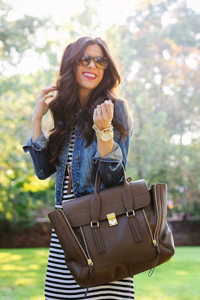 Neutral totes are the best they look good with everything! #totes #neutrals