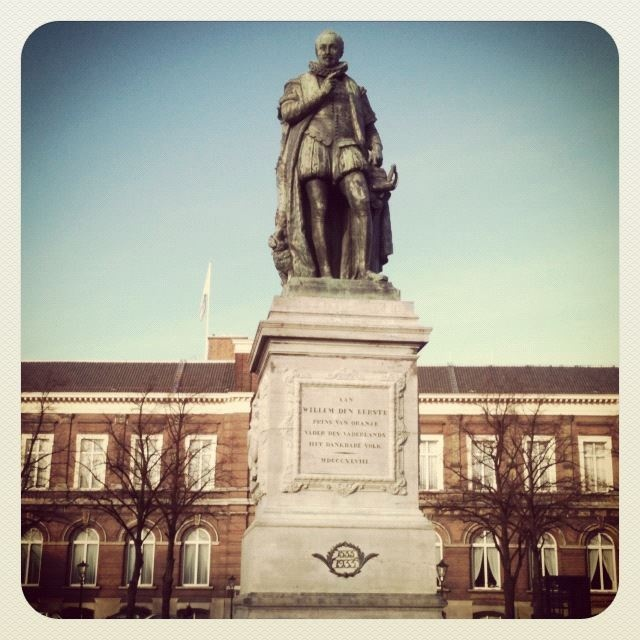 william of orange statue dublin