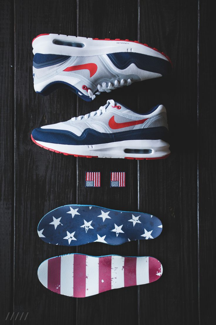 Nike Air Max 1 Lunar Custom (by niwreig)